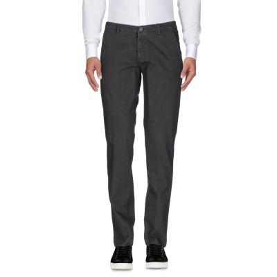 マニュエル リッツ MANUEL RITZ パンツ 鉛色 46 コットン 97% / ポリウレタン 3% パンツ