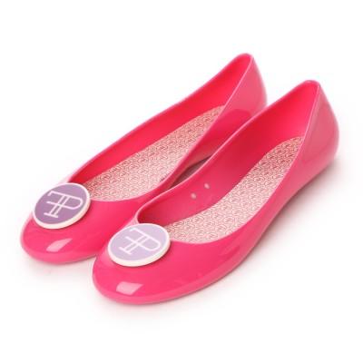 【レイン対応】フォーパ パリ FAUX PAS PARIS OPERA FLAT (Pink)
