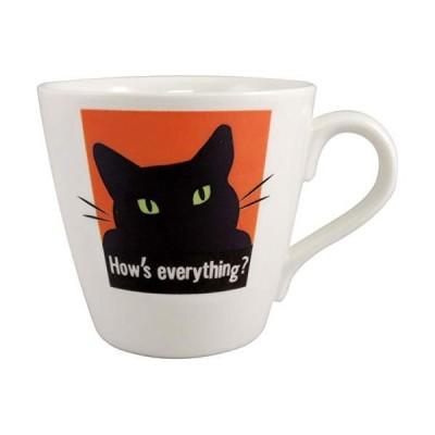 CAT Mug ミケ 温感マグ AOM-1501 大西賢製販