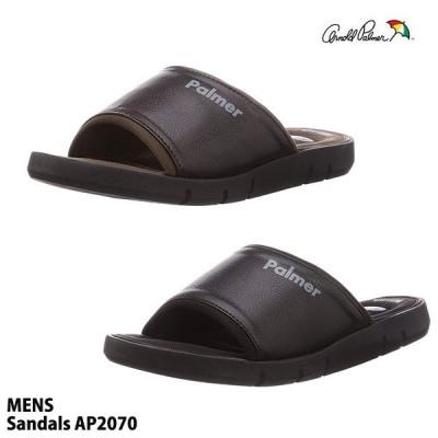 アーノルドパーマー メンズ ヘップサンダル AP2070 Arnold Palmer デイリー カジュアル オフィスサンダル つっかけ 父の日 紳士 靴