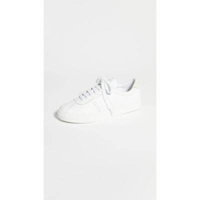 スペルガ Superga レディース スニーカー シューズ・靴 2843 Clubs Sneakers White