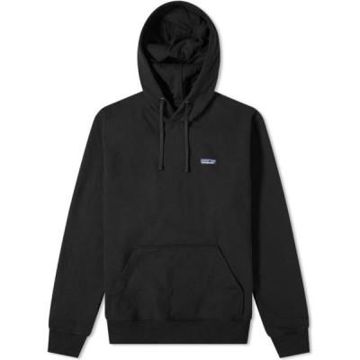 パタゴニア Patagonia メンズ パーカー トップス P-6 Label Uprisal Hoody Black
