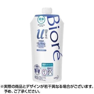 ビオレu ザボディ液体 ピュアリーサボン 替え ×1個