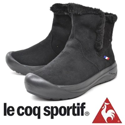 ルコックスポルティフ モンルイ le coq sportif QFM-6402 雪 冬 スノーブーツ スノーシューズ レディース ショート 防寒 ブーツ