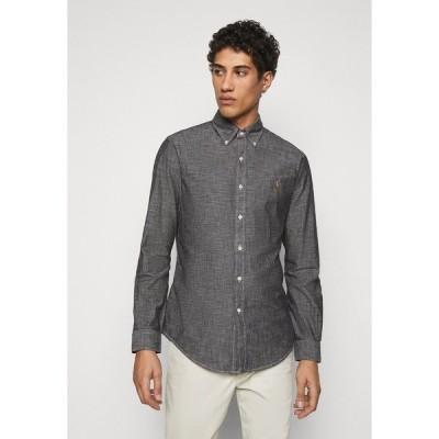 ラルフローレン シャツ メンズ トップス CHAMBRAY - Shirt - light grey