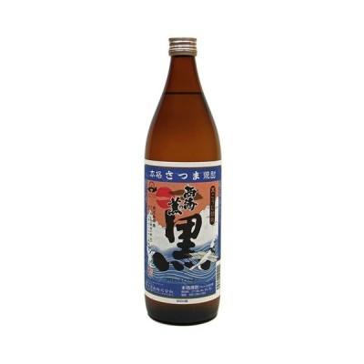 黒・西海の薫 芋焼酎 鹿児島 原口酒造 25% 900ml