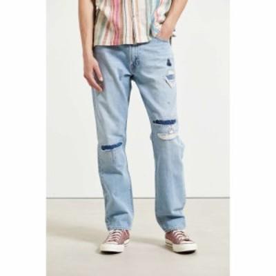 リーバイス Levis メンズ ジーンズ・デニム ボトムス・パンツ 551z Authentic Straight Leg Jean - Phantom DX Vintage Denim LIght