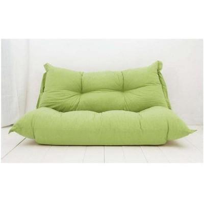 国産チップソファ クリアー オックス(グリーン・緑) MOR-CLEAR-OX-MI モアテック