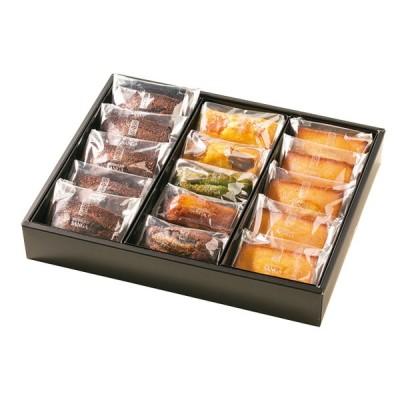 洋菓子 ギフト 贈り物 詰め合わせ おしゃれ お菓子 焼菓子 個包装 プレゼント 送料無料 パティスリー サンガ フィナンシェ&パンドジェンヌ詰合せ 15個