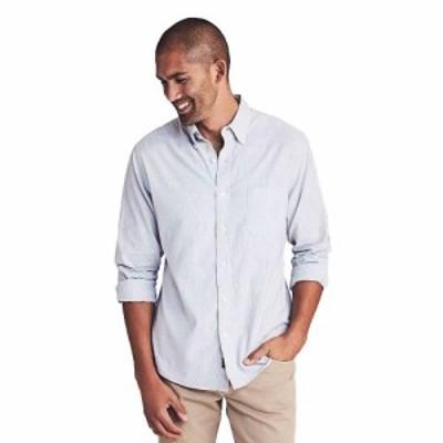 ファレティ Faherty メンズ シャツ トップス Stretch Oxford Shirt Classic Stripe