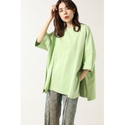 ROSE BUD / (HEALTH KNIT)<ROSE BUD別注>ビッグTシャツ WOMEN トップス > Tシャツ/カットソー
