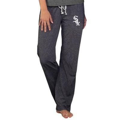 コンセプツ スポーツ レディース カジュアルパンツ ボトムス Chicago White Sox Concepts Sport Women's Quest Knit Pants