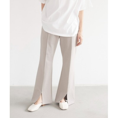 CRAFT STANDARD BOUTIQUE / フロントスリットフレアパンツ *◇ WOMEN パンツ > スラックス
