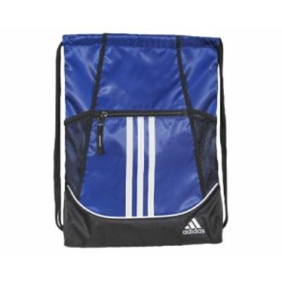 (取寄)アディダスアライアンス 2 サックパック adidas Alliance II Sackpack Bold Blue 送料無料