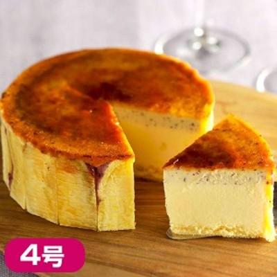 とりいさん家の芋ケーキ(4号) 鳴門金時 さつまいも バランタイン お芋 ギフト ケーキ お取り寄せ 産直 グルメ