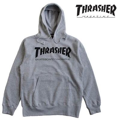 THRASHER スラッシャー メンズ 裏毛プルオーバーパーカー スウェット