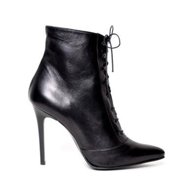 レディースシューズ ブーツ ブーティー黒白赤シルバーゴールド五色