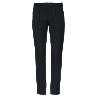 BRANDO パンツ ブラック 50 バージンウール 100% パンツ
