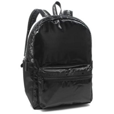 【P10% 4/11 18:00~23:59】レスポートサック リュック バックパック Mサイズ ブラック メンズ レディース LESPORTSAC 3401 F671