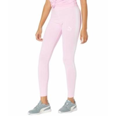 プーマ レディース カジュアルパンツ ボトムス Iconic T7 Mr Leggings Pink Lady