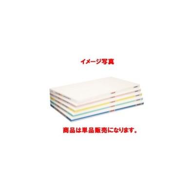 まな板 業務用まな板 抗菌ポリエチレン・かるがるまな板標準 410×230×H20mm 黄色 メーカー直送/代引不可(7-0350-0116)