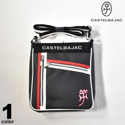 CASTELBAJAC カステルバジャック フェイクレザー ショルダーバッグ 春夏 94-0205-56-05