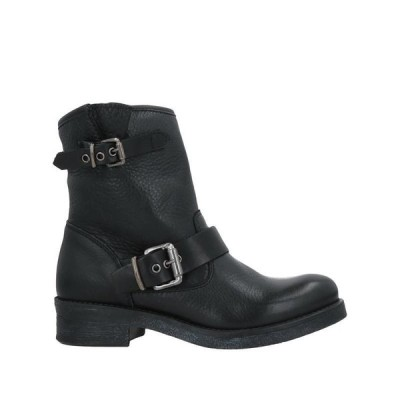METISSE ショートブーツ  レディースファッション  レディースシューズ  ブーツ  その他ブーツ ブラック