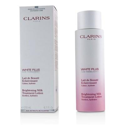 クラランス ホワイトプラスブライトミルクローション 200ml @送料無料 ローション・化粧水