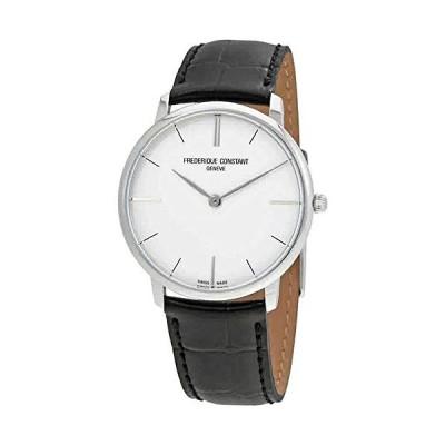 Frederique Constant Men's Slimline Quartz Watch 38.4 mm 並行輸入品