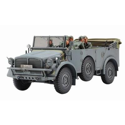 タミヤ 32586 48MM86 1/48 ドイツ 大型軍用乗用車 ホルヒ タイプ1a