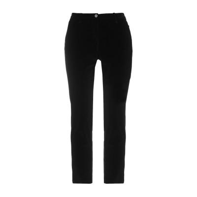 SHAFT パンツ ブラック 28 コットン 97% / ポリウレタン 3% パンツ