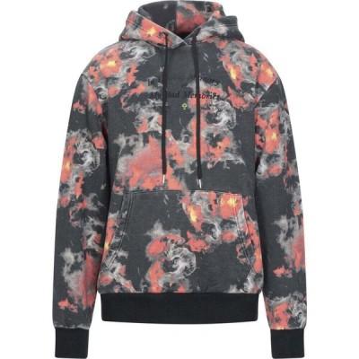 スタンプド STAMPD メンズ パーカー トップス hooded sweatshirt Steel grey