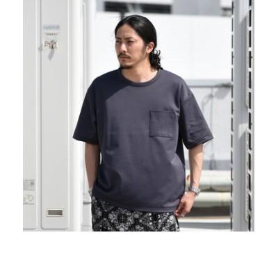 SHIPS: japan quality neo-PRO(R) ポンチ リラックス Tシャツ