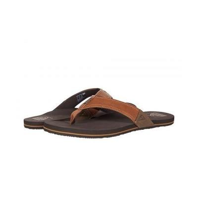 Reef リーフ メンズ 男性用 シューズ 靴 サンダル Newport - Tan