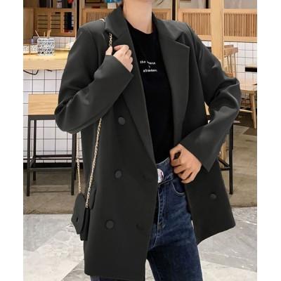 UNE MANSION / チェーンミニバッグ付きテーラードジャケット WOMEN ジャケット/アウター > テーラードジャケット