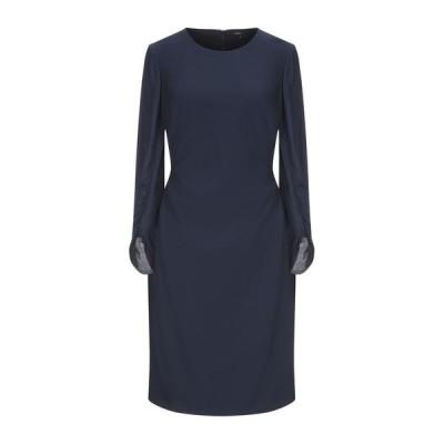 KOBI HALPERIN チューブドレス  レディースファッション  ドレス、ブライダル  パーティドレス ダークブルー