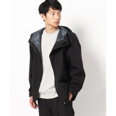 【ザ ショップ ティーケー】 3レイヤーフィールドパーカー メンズ ブラック 02(M) THE SHOP TK