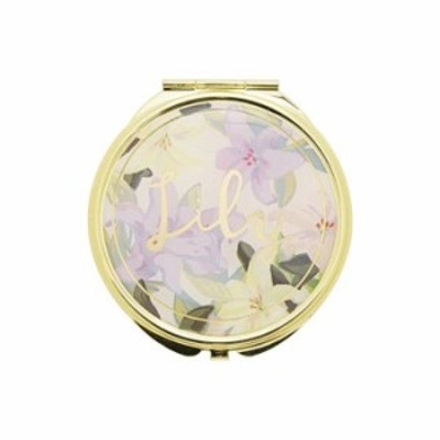 FLOWERING フラワーリング ミラー Lily ホワイト GMR0075-WH