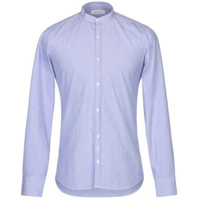 アリーニ AGLINI シャツ スカイブルー 39 コットン 100% シャツ