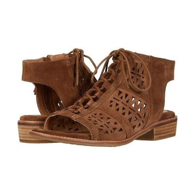 Sofft ソフト レディース 女性用 シューズ 靴 ヒール Nora - Light Brown Cow Suede