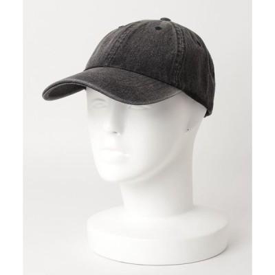 帽子 キャップ 【NEWHATTAN/ニューハッタン】(UN)デニム キャップ