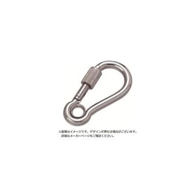 水本機械製作所 水本 ステンレス 環付スナップフックNA型 線径10mm 長さ102mm   B-2272