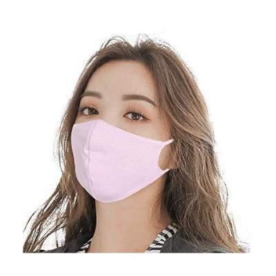 マスク 水着素材( 3枚組 Sサイズ 3歳 〜 小学低学年 )ひんやり 涼しい 接触冷感 夏 夏用マスク 洗濯 洗える 水着 マスク 冷感