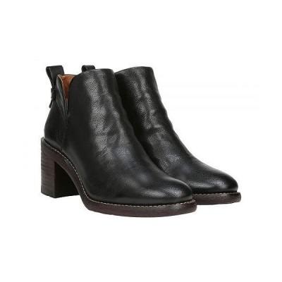 Franco Sarto フランコサルト レディース 女性用 シューズ 靴 ブーツ アンクル ショートブーツ Klora - Black