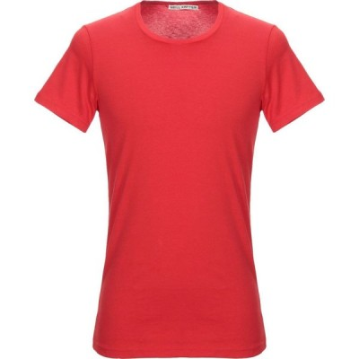 ニール カッター NEILL KATTER メンズ Tシャツ トップス t-shirt Red