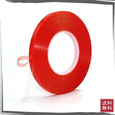 両面テープ Shinymod 超強力 透明 薄手 アクリルフォーム 凸凹面用 防水用 耐候性 耐熱性 DIY 修理固定用 作業用 0.2