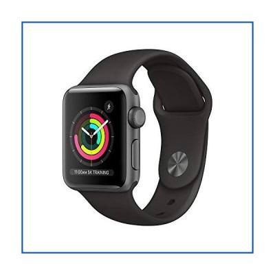 【新品】Apple Watch Series 3 (GPS)。 38mm MTF02LL/A【並行輸入品】