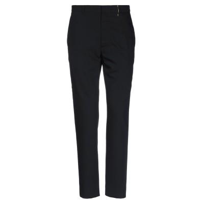 ロシャス ROCHAS パンツ ブラック 46 ウール 60% / ポリエステル 38% / ポリウレタン 2% パンツ