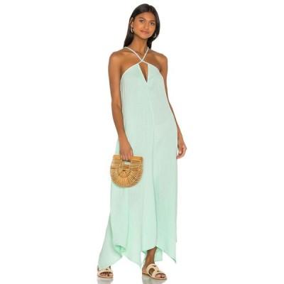 エルジェイ ELLEJAY レディース ワンピース ワンピース・ドレス Ciara Dress Mint