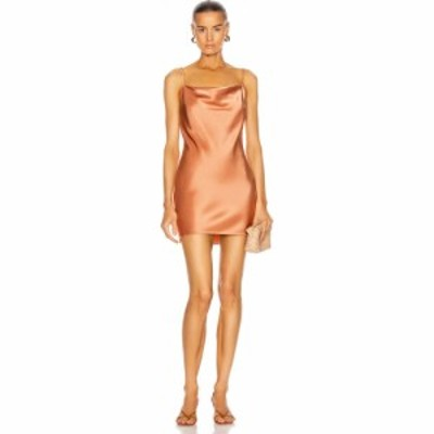 ナヌシュカ Nanushka レディース ワンピース ワンピース・ドレス lotti dress Apricot